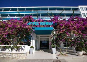 8 nap az Adriai-tengernél, Biogradban, félpanzióval a Kornati**** Hotelben