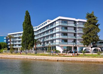 8 napos feltöltődés az Adriai-tengernél, Biogradban, félpanzióval, az Ilirija**** Hotelben