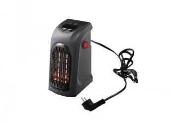 LED kijelzős mini hősugárzó - plusz vezetékkel