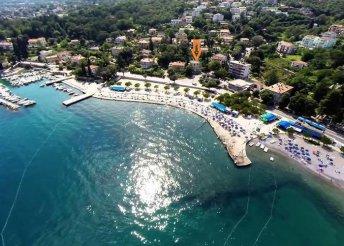 8 nap az Adriai-tengernél, Lovran közelében, Icici városkájában, önellátással, a Rasima*** Apartmanban