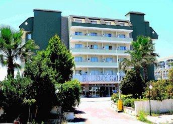 8 nap a török riviérán, Alanyában, repülőjeggyel, all inclusive ellátással, a Holiday Garden Resortban*****