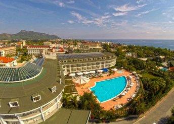 8 nap a török riviérán, Kemerben, repülőjeggyel, all inclusive ellátással, a Zena Resortban*****