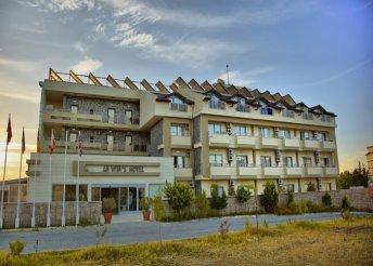 8 nap a török riviérán, Sidében, repülőjeggyel, all inclusive ellátással, a La Vitas*** hotelben