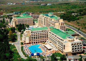 8 nap a bulgáriai Naposparton, repülőjeggyel, all inclusive ellátással, a Sol Nessebar Palace-ben*****