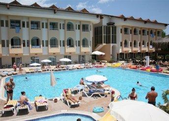 8 nap a török riviérán, Kemerben, repülőjeggyel, all inclusive ellátással, a Residence Rivero**** hotelben