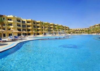 8 nap Egyiptomban, Hurghadán, repülővel, all inclusive ellátással az Amwaj Blue Beach***** hotelben