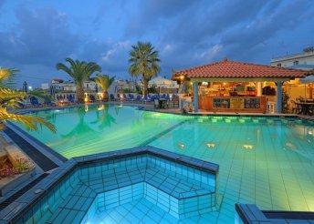 8 nap Görögországban, Krétán, repülőjeggyel, reggelivel, a Malia Mare*** Hotelben