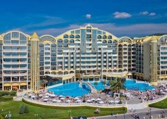8 nap Naposparton, repülőjeggyel, all inclusive ellátással, a Victoria Palace Hotel & Spában****