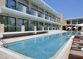 8 nap Zakynthoson, repülőjeggyel, all inclusive ellátással, a Selyria Resort Hotelben****