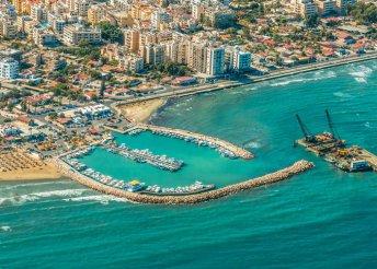 6 nap Cipruson, repülőjeggyel, félpanzióval, 3*-os szállással, buszos kirándulásokkal, idegenvezetéssel