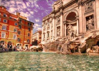 8 napos körutazás Olaszországban, buszos utazással, reggelivel, 3 és 4*-os szállodákban, idegenvezetéssel