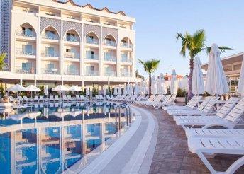 8 nap a török riviérán, Sidében, repülőjeggyel, all inclusive ellátással, a Diamond Elite Hotel & Spában*****