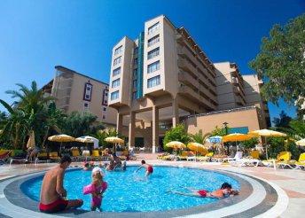 8 nap a török riviérán, Alanyában, repülőjeggyel, all inclusive ellátással, a Stella Beach-ben*****