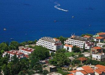 8 napos pihenés az Adriai-tengernél, a makarskai riviérán, Gradacban, félpanzióval, a Hotel Lagunában**