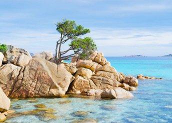 10 napos körutazás Korzikán és Szardínián, busszal, félpanzióval, idegenvezetéssel