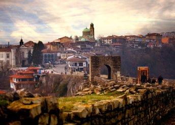 7 napos kirándulás Bulgáriában, félpanzióval, busszal, idegenvezetéssel