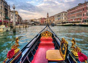 3 napos húsvéti városnézés Velencében, buszos utazással, félpanzióval, programokkal és idegenvezetéssel
