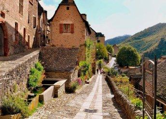 11 napos kirándulás Délnyugat-Franciaországban, buszos utazással, reggelivel, idegenvezetéssel
