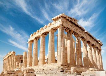 9 napos görögországi körutazás 1 főre buszos utazással, reggelivel, programokkal, idegenvezetéssel