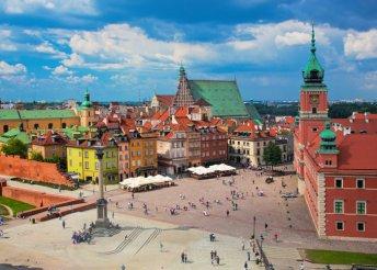 6 napos körutazás Lengyelországban, Fehéroroszországgal színesítve, buszos utazással, reggelivel, idegenvezetéssel