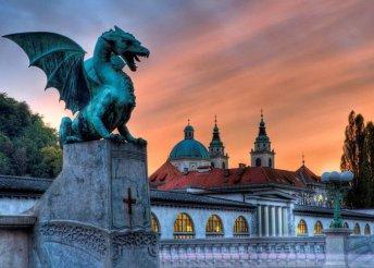 6 napos kirándulás Szlovéniában, busszal, reggelivel, 3*-os szállodában, idegenvezetéssel