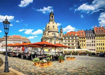 5 napos körutazás az egykori Kelet-Németország városaiban, reggelivel, busszal, idegenvezetéssel
