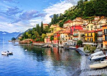 7 napos kirándulás Svájcban és az észak-olasz tóvidéken, busszal, reggelivel, idegenvezetéssel