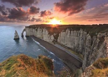 Kirándulás Normandiában, busszal vagy repülővel, reggelivel, 3*-os szállodákban, idegenvezetéssel