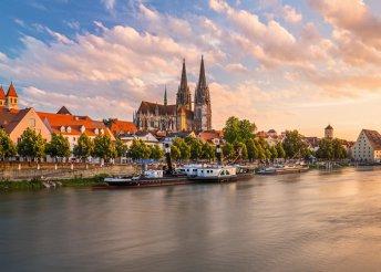 6 napos körút Csehországban és Németországban, reggelivel, 3 és 4*-os szállodákban, busszal, idegenvezetéssel