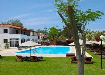 8 napos nyaralás Görögországban, Rodoszon, repülőjeggyel, all inclusive ellátással, a Vallian Village-ben***