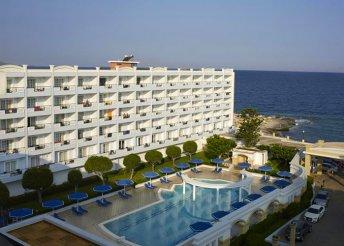 8 nap Rodoszon, repülőjeggyel, all inclusive ellátással, a Mitsis Grand Beach Hotelben*****