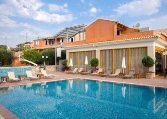8 nap Görögországban, Korfun, repülőjeggyel, all inclusive ellátással, a Memento Kassiopi Resortban****