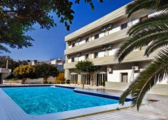 8 nap Görögországban, Krétán, repülőjeggyel, all inclusive ellátással, a Porto Plazza Hotelben***