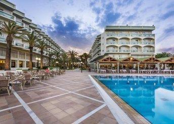 8 nap Görögországban, Rodoszon, repülőjeggyel, félpanzióval, az Apollo Beach**** hotelben