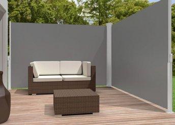 Kihúzható árnyékoló fal, 3 színben