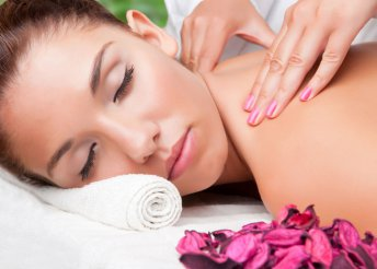 60 perces rózsaolajos masszázs a Princess Beauty szalonban, luxus kényeztetés testnek és léleknek
