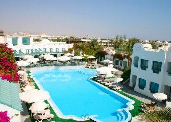 8 nap Egyiptomban, Sharm El Sheikhben, repülőjeggyel, félpanzióval a Falcon Hills*** hotelben