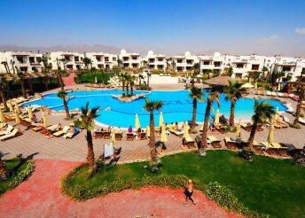 8 nap Sharm El Sheikh-en, repülőjeggyel, all inclusive ellátással, a Shores Golden**** hotelben
