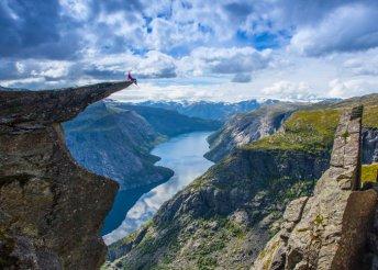 8 napos körút Norvégiában, repülőjeggyel, helyi buszos utazásokkal, idegenvezetéssel, belépőkkel