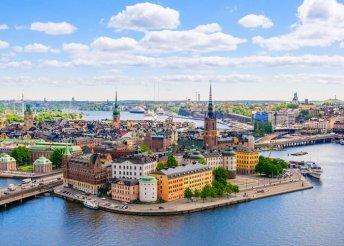 12 napos nagy skandináv körutazás buszos utazással, reggelivel, idegenvezetéssel –