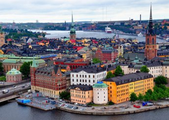 12 napos nagy skandináv körutazás 1 főre buszos utazással, reggelivel, idegenvezetéssel –