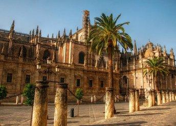 11 napos körutazás Spanyolországban, repülőjeggyel, félpanzióval, programokkal, idegenvezetéssel
