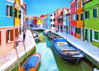 3 napos kirándulás Velencében, busszal, félpanzióval, idegenvezetéssel – húsvétkor és pünkösdkor is!