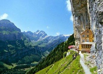 6 napos kirándulás Svájcban, busszal, reggelivel, idegenvezetéssel