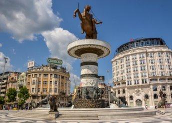Előfoglalás! 4 nap 1 főre Macedóniában, busszal, reggelivel, idegenvezetéssel - Ohridi-tó, Skopje