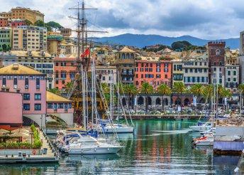 9 napos nyaralás az olasz riviérán, buszos utazással, félpanzióval, programokkal, idegenvezetéssel