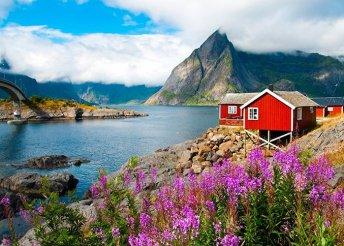 8 napos körutazás az Északi-sarkkörön túl, repülővel, helyi busszal, reggelivel, idegenvezetéssel, belépőkkel