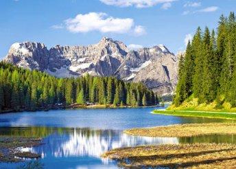 3 nap a Keleti-Dolomitokban busszal, reggelivel, idegenvezetéssel, Pünkösdkor is