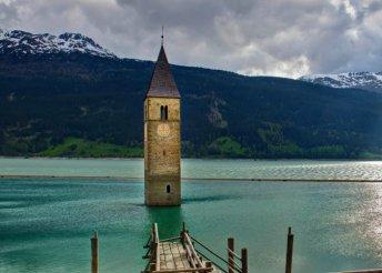 7 nap Dél-Tirolban, a Dolomitoknál, busszal, reggelivel, idegenvezetéssel, az Alpok szerelmeseinek