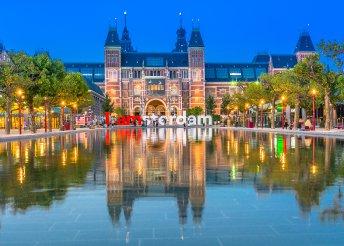 8 napos körutazás a Benelux országokban és a Rajna-vidéken, buszos utazással, reggelivel, idegenvezetéssel